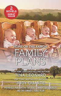 HOME ON THE RANCH: FAMILY PLANS